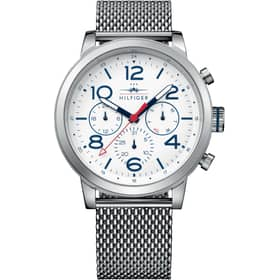 TOMMY HILFIGER watch JAKE - TH-286-1-14-1988
