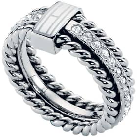 RING TOMMY HILFIGER CLASSIC SIGNATURE - THJ2700582C