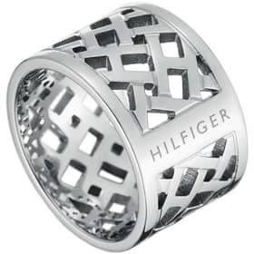 RING TOMMY HILFIGER CLASSIC SIGNATURE - THJ2700743C