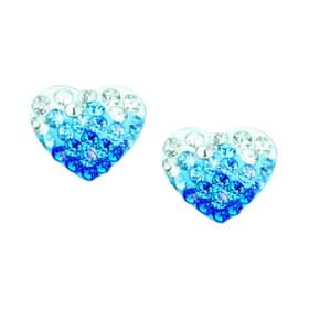 EARRINGS BLUESPIRIT CRYSTAL - P.254701000600