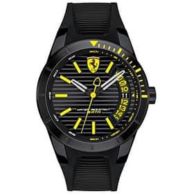 SCUDERIA FERRARI watch REDREV T - 0830426