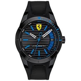 SCUDERIA FERRARI watch REDREV T - 0830427