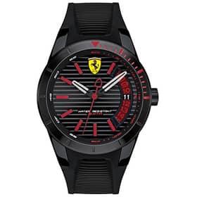 SCUDERIA FERRARI watch REDREV T - 0830428