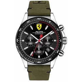 FERRARI watch PILOTA - 0830433