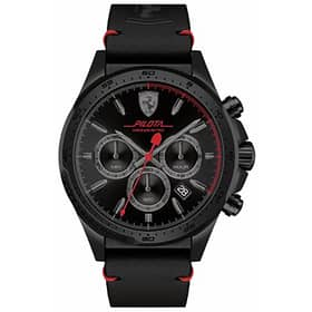 FERRARI watch PILOTA - 0830434