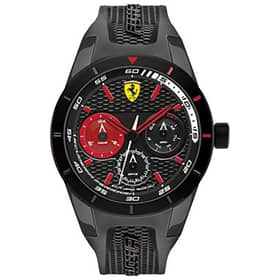 FERRARI watch REDREV - 0830439