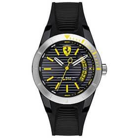 SCUDERIA FERRARI watch REDREV T - 0840015