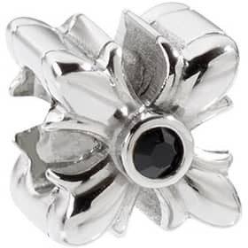 CHARM ACE in STEEL, CRYSTALS - SAAL18W