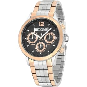 JUST CAVALLI watch JUST IRON - R7253596001