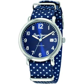 PEPE JEANS watch CHARLIE - R2351105509
