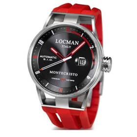 LOCMAN watch MONTECRISTO - 051100BKFRD0GOR