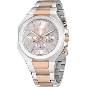 Orologio JUST CAVALLI JUST STRONG - R7253573001