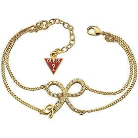 BRACCIALE GUESS TIED WITH A KISS - UBB71302