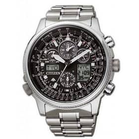 CITIZEN watch CITIZEN CRONO PILOT RADIOCONTR - JY8020-52E
