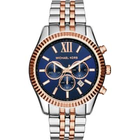 MICHAEL KORS watch LEXINGTON - MK8412