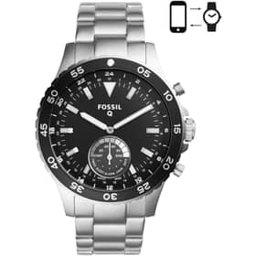 watch SMARTWATCH FOSSIL Q CREWMASTER - FTW1126