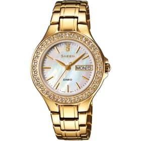 CASIO watch SHEEN - SHE-4800G-7AUER