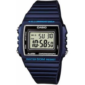CASIO watch BASIC - W-215H-2AVEF