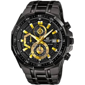 CASIO watch EDIFICE - EFR-539BK-1AVUEF