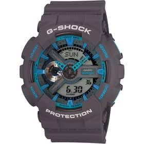 CASIO watch G-SHOCK - GA-110TS-8A2ER