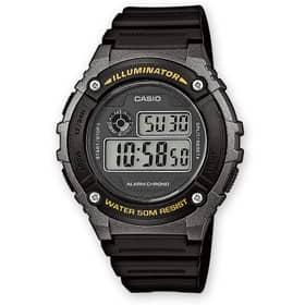 CASIO watch BASIC - W-216H-1BVEF