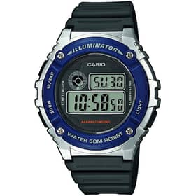 CASIO watch BASIC - W-216H-2AVEF