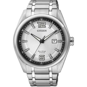Orologio CITIZEN CITIZEN SUPERTITANIUM - AW1240-57B