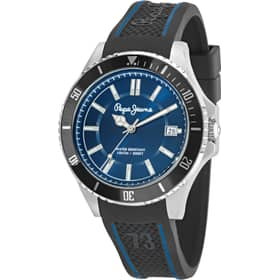PEPE JEANS watch BRIAN - R2351106007