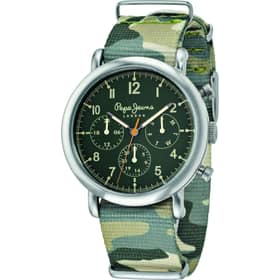 PEPE JEANS watch CHARLIE - R2351105010