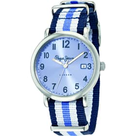 PEPE JEANS watch CHARLIE - R2351105513