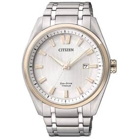 CITIZEN watch CITIZEN SUPERTITANIUM - AW1244-56A