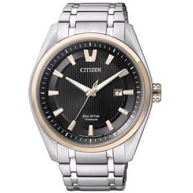 Orologio CITIZEN CITIZEN SUPERTITANIUM - AW1244-56E