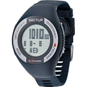 SECTOR watch CARDIO - R3251473002