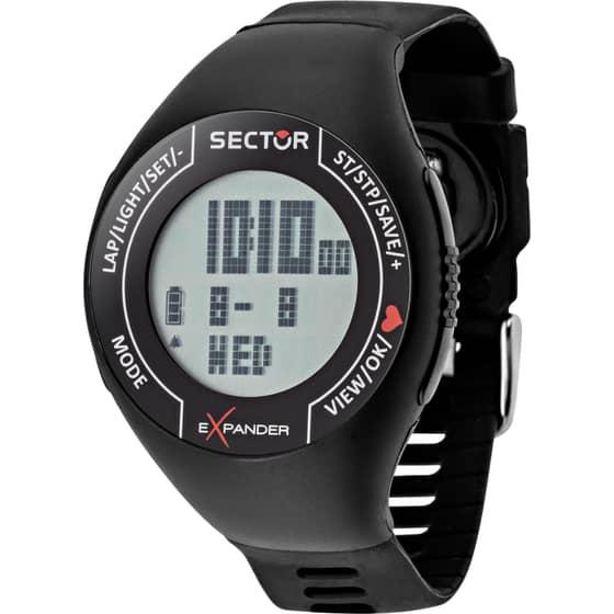 SECTOR watch CARDIO - R3251473001