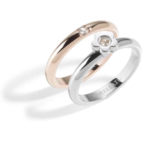 RING MORELLATO LOVE RINGS - SNA33012