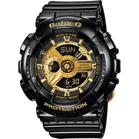CASIO watch BABY G-SHOCK - BA-110-1AER