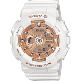 CASIO watch BABY G-SHOCK - BA-110-7A1ER