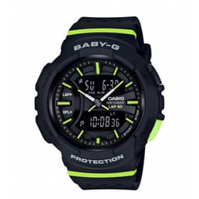 CASIO watch BABY G-SHOCK - BGA-240-1A2ER