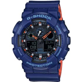 CASIO watch G-SHOCK - GA-100L-2AER