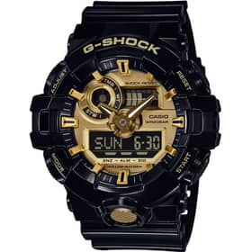 CASIO watch G-SHOCK - GA-710GB-1AER