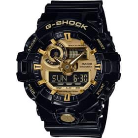 CASIO watch G-SHOCK - GA-710GB-1AER