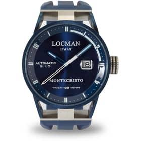 Orologio LOCMAN MONTECRISTO - 0511BLBLFWH0SIB