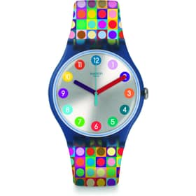 SWATCH watch MOSAICI AND MORE - SUON122