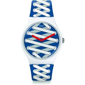 SWATCH watch ACTION HEROES - SUOW143