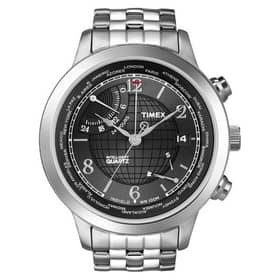 Timex Watches Intelligent Quartz World Time