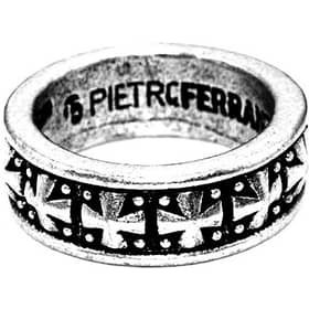 RING PIETRO FERRANTE PESKY JEWELS - PJL2910-M