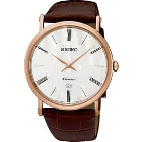 SEIKO watch PREMIER - SKP398P1