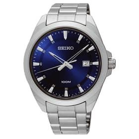 SEIKO watch CLASSIC MODERN - SUR207P1