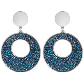 EARRINGS BOCCADAMO VIRGO - XOR235BLU