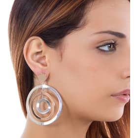 EARRINGS BOCCADAMO MAGIC CIRCLE - XOR241RS